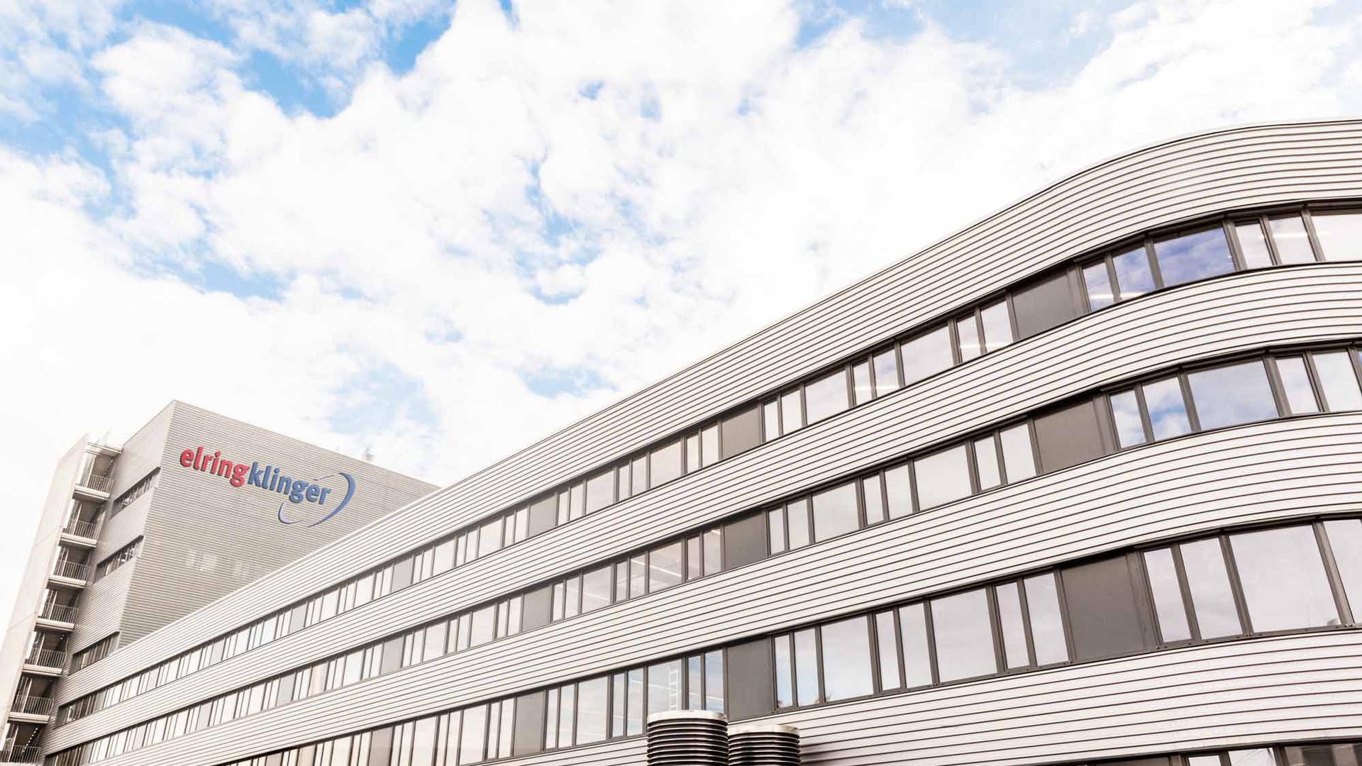 [Translate to Japanisch - 日本人:] ElringKlinger Kunststofftechnik GmbH Bietigheim-Bissingen new production building